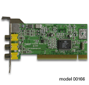 ImpactVCB model 558 for PCI bus slots