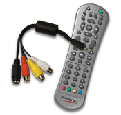 A/V Cable Set and Remote Control for the WinTV-HVR-930C