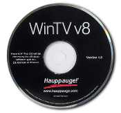 WinTV v8.5 Application
